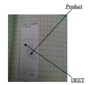 Product & DEET