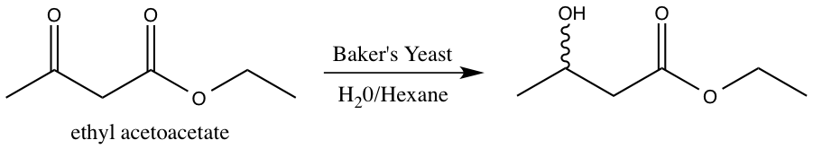 ethyl-acetoacetate-reduction