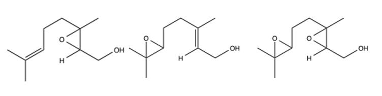 Epoxidation Products
