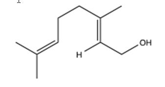 Epoxidation of Geraniol